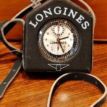 Longines Rattrapante 262 Very good Steel Manual winding