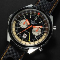 Breitling Chrono-Matic (submodel) Steel Black United Kingdom, London
