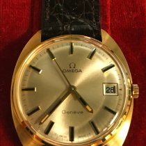 Omega Genève new 1970 Manual winding Watch with original box 132-90001