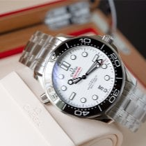 Omega Seamaster Diver 300 M new 2021 Automatic Watch with original box and original papers 210.30.42.20.04.001