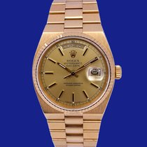 Rolex 19018 Oro amarillo 1987 Day-Date Oysterquartz 36mm usados