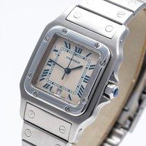 Cartier Stahl 29mm Quarz 987901 gebraucht Deutschland, Hamburg