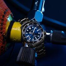 Seiko Marinemaster Steel 42mm Blue
