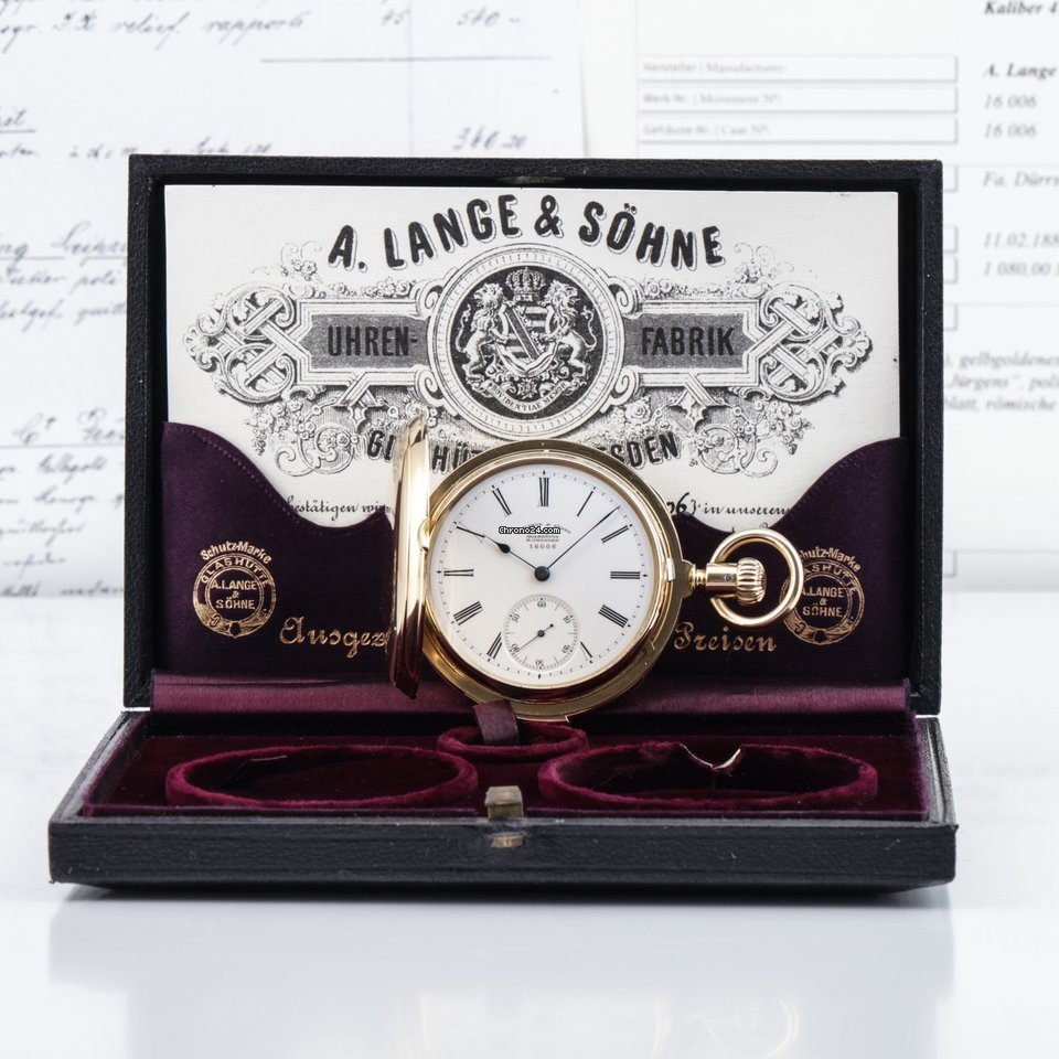 A. Lange & Söhne 1883 new