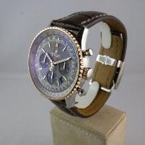 Breitling Navitimer 1 B01 Chronograph 43 Or/Acier 43mm Gris France, Marseille