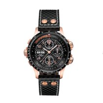 Hamilton Khaki X-Wind Or rose 44mm Noir Arabes