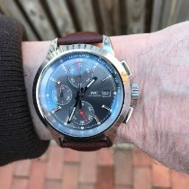 IWC Ingenieur Chronograph Steel 42mm Grey United States of America, Virginia, Alexandria