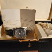 Vacheron Constantin Steel Automatic Grey Arabic numerals 37mm pre-owned Royal Eagle