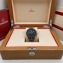 Omega Speedmaster HB-SIA Titanium Black No numerals United States of America, New York, New York