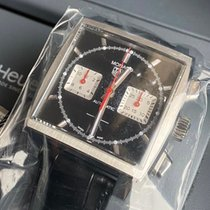TAG Heuer Monaco novo 2021 Automático Cronógrafo Relógio com caixa e documentos originais CBL2113.FC6177