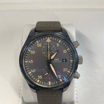IWC Pilot Chronograph Top Gun Miramar Ceramic 44mm Grey Arabic numerals United States of America, California, Rowland Heights