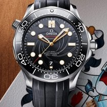 Omega 210.22.42.20.01.004 Steel 2020 Seamaster Diver 300 M 42mm new United States of America, New Jersey, Oakhurst