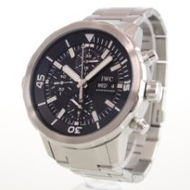 IWC IW376804 Steel 2014 Aquatimer Chronograph 46mm pre-owned