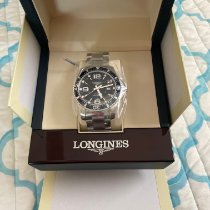 Longines HydroConquest new 2020 Automatic Watch with original box and original papers L3.841.4.96.6