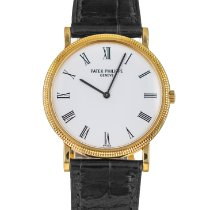 Patek Philippe Calatrava Yellow gold 33mm White Arabic numerals United States of America, Maryland, Baltimore, MD