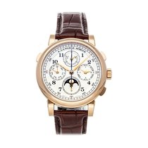 A. Lange & Söhne Rose gold 41.9mm Manual winding 421.032 pre-owned United States of America, Pennsylvania, Bala Cynwyd