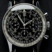 Breitling Navitimer Steel Black Arabic numerals United States of America, California, Irvine