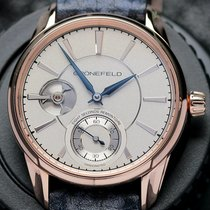 Grönefeld Rose gold Manual winding 1941 Remontoire pre-owned United States of America, California, Irvine