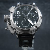 U-Boat Steel 46mm Automatic 8013 pre-owned