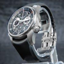 Girard Perregaux 49930-21-013YFK6A Очень хорошее Титан 43mm Автоподзавод