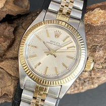 Rolex Oyster Perpetual 26 Goud/Staal 26mm Goud