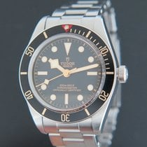 Tudor Black Bay Fifty-Eight Staal 39mm Zwart Nederland, Maastricht