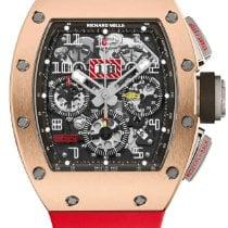Richard Mille Rose gold RM011 AJ RG pre-owned