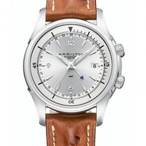 Hamilton Jazzmaster Traveler Steel 42mm