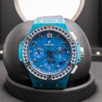 Hublot Big Bang Tutti Frutti Acier 41mm Bleu