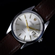 Rolex 6694 Steel 1965 Oyster Precision 34mm pre-owned