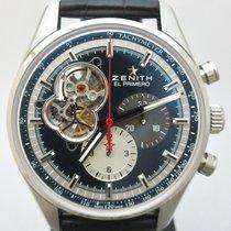 Zenith El Primero Chronomaster nuevo 2020 Automático Cronógrafo Reloj con estuche y documentos originales 03.2040.4061/52.C700