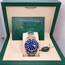 Rolex Submariner Date Gold/Steel 41mm Blue No numerals UAE, Sharjah