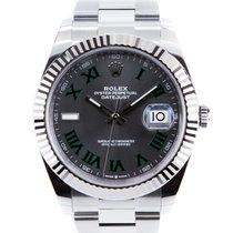 Rolex Datejust 126334 Νέα Ατσάλι 41mm Αυτόματη