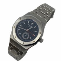 Audemars Piguet Royal Oak Сталь 37mm Синий Без цифр