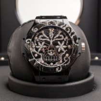 Hublot Big Bang Broderie Céramique 41mm Noir