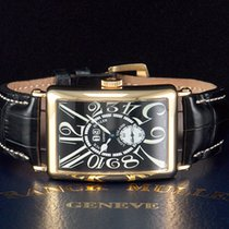 Franck Muller Yellow gold 45mm Automatic 1200 S6 GG pre-owned