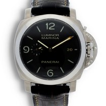 Panerai Luminor Marina 1950 3 Days Automatic Titanio 44mm Negro