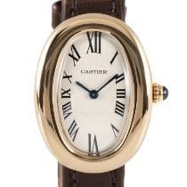 Cartier Baignoire Yellow gold 30.5mm