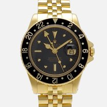 Rolex GMT-Master 1675/8 Very good Yellow gold 40mm Automatic