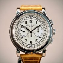 Patek Philippe Chronograph 5070G-001 Sin usar Oro blanco 42mm Cuerda manual