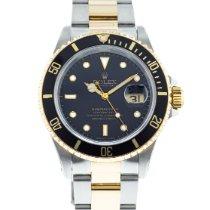Rolex 16613 Acier Submariner Date 40mm occasion