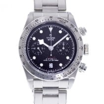 Tudor 79350 Steel 2010 Black Bay Chrono 41mm pre-owned United States of America, Georgia, Atlanta