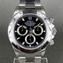 Rolex Daytona новые 2009 Автоподзавод Хронограф Часы с оригинальными документами и коробкой 116520
