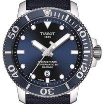 Tissot Seastar 1000 Stahl 43mm Blau Deutschland, Schwabach