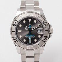 Rolex Yacht-Master 37 Steel 37mm Grey No numerals United Kingdom, Radlett