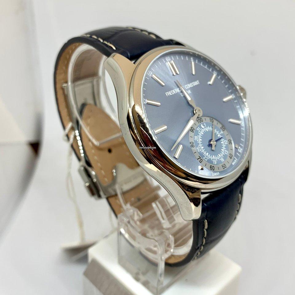 Frederique Constant Horological Smartwatch FC-285LNS5B6 2020 новые