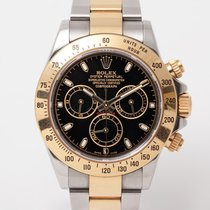 Rolex 116523 Gold/Steel 2014 Daytona 40mm pre-owned United Kingdom, Radlett