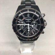 Chanel nouveau Remontage automatique 41mm Céramique Verre saphir