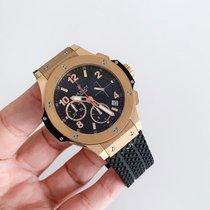 Hublot Big Bang 41 mm Rose gold 41mm Black Arabic numerals