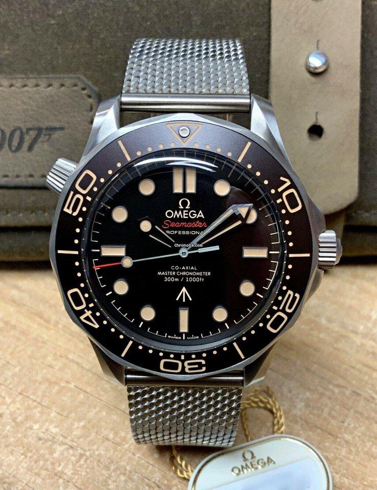 Omega Seamaster Diver 300 M 210.90.42.20.01.001 2021 new